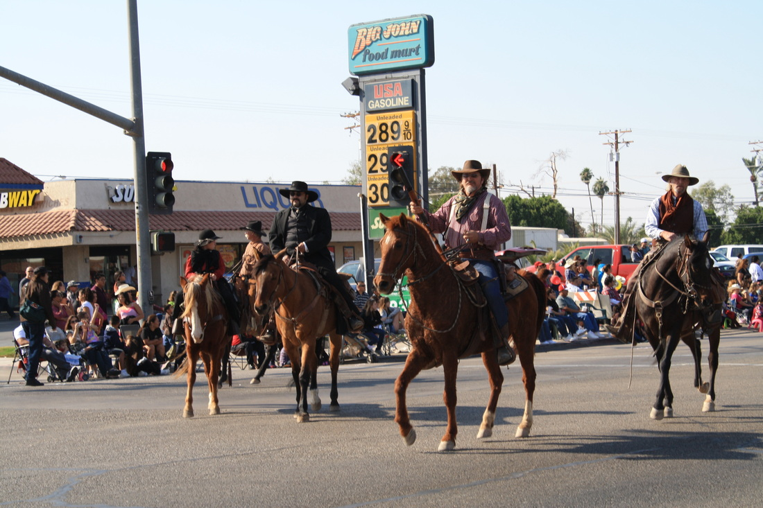 Brawley Parade 2009